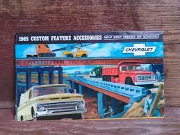 100 Truck Accessories Chevrolet 1965 Custom Feature 1892933315