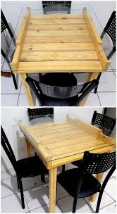 30 Amazing Wood Pallet Ideas You Can Easily Build | Recycled Crafts 30 Plus Impressive Pallet Wood Fniture Designs And Ideas Fancy Natural Stylish Ding Table 50 Wonderful And Tutorials Decor Inspiring Room Looks Elegant With Marvellous Design Building Outdoor For Cover 8 Amazing Diy Projects To Repurpose Pallets Doing Work 22 Exotic Liveedge Tables You Must See Elonahecom A 10step Tutorial Hundreds Of Desk 1001 Repurposing Wooden Cheap Easy Made With Old Building Ideas
