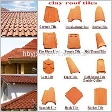 manual clay roof tile machine hongbaoyuan brand view clay