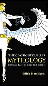 Amazon Mythology Timeless Tales Of Gods And Heroes 0783324876222 Edith Hamilton Books