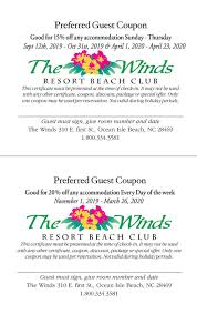 Discount Coupons-The Winds Resort, Ocean Isle Beach NC Hotels 2019 Coupons Lake George Outlets Childrens Place 15 Off Coupon Code Home Facebook Kids Clothes Baby The Free Walmart Grocery 10 September Promo Code Grand Canyon Railway Ipad Mini Cases For Kids Hlights Children Coupon What Are The 50 Shades And Discount Codes Jewelry Keepsakes 28 Proven Cost Plus World Market Shopping Secrets Wayfair 70 Off Credit Card Review Cardratescom