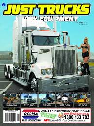 Just Trucks – 09 August 2018 PDF Download Free