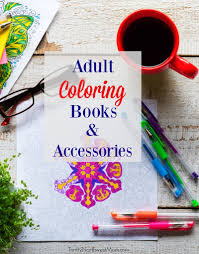 Adult Coloring Books Gift Guide Of And Accessories