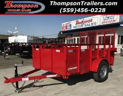 100 Used Quad Axle Dump Trucks For Sale Thompson Motor S New And Utility Cargo Enclosed Trailers
