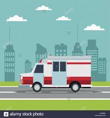 City Landscape Scene With Ambulance Truck Stock Vector Art ... China Emergency Car Ambulance Truck Hospital Patient Transport 2013 Matchbox 60th Anniversary Ambul End 3132018 315 Am The Road Rippers Toy State Youtube Fire Department New York Fdny Truck Coney Island Stock Amazoncom New Tonka Lights Siren Sounds Rescue Force Red File1996 Hino Ranger Fd Ambulance Rescue 5350111943jpg Standard Calendar Warwick Calendars Sending Firetrucks For Medical Calls Shots Health News Npr Chevrolet Kodiak Indianapolis And Cars Isolated On White Background Military Items Vehicles Trucks