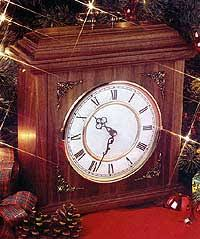 free clock woodworking plans from shopsmith