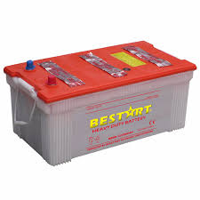 100 Heavy Duty Truck Battery China N200 12V 200ah Dry Charged China