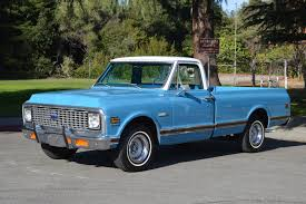 100 C10 Truck For Sale PreOwned 1972 Chevrolet Cheyenne Amazing Time Capsule 14k Miles
