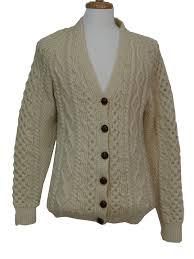 1970 u0027s vintage una oniel caridgan sweater 70s una oniel mens