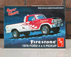 This Newly Re-introduced 1978 Ford Firestone 4x4 Pickup Truck Model ...