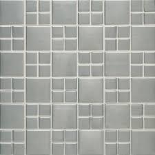 Daltile Metallica Square Combination Mosaic 1 X