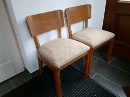 2 alte stühle stuhl für wohnzimmer tisch