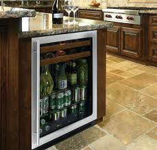 Wine Cooler Reviews Uline Refrigerator U Line Beverage Center Review
