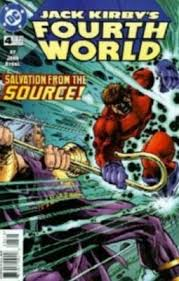 DC Comicss Jack Kirbys Fourth World Issue 4