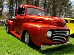 Vintage Ford Trucks Elegant Custom Ford F 100 1950 Pickup Truck ... Classic Cars Alburque Photo Flurries Vintage Ford Truck Editorial Stock Photo Image Of Transport 76098068 This 600 Hp 1950 Ford F6 Is A Chopped Dump Straight Out Vintage Ntside Dent Side Model Aa Rarities Unusual Commercial Fords Hemmings Daily F100 Classics For Sale On Autotrader Pickup Officially Own A Really Old One More Photos Vintagefordtruck Shark Kage Pick Up Trucks Pinterest Truckwould Love To Have These Around Take Classic American History Feature 1955 Rollections Old Saleml Ozdereinfo