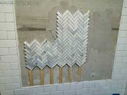 Tiling A Bathtub Area by Bathroom Makeover Diy Tips U0026 Tricks On How To Tile Grout A