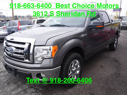 100 Trucks For Sale In Tulsa Ok 2009 Used D F150 2WD SuperCrew 145 XLT At Best Choice Motors