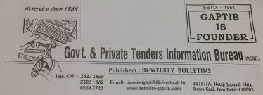 information bureau government and tender information bureau darya ganj