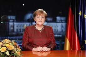 Merkel s Wishes for 2018 More Empathy and a New Government The