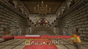 Minecraft Kitchen Ideas Ps4 by Ep21 Minecraft Heavenandearth Medieval Castle Keep Kitchen Throne