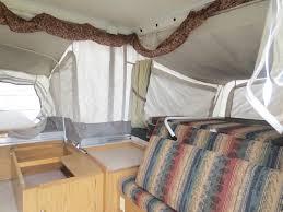 Pop Up Camper Before Remodel