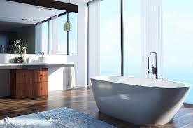 freistehende badewannen und waschinseln für jede badgröße