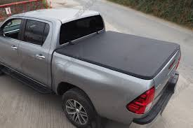 2016+ Toyota Hilux Soft Roll Up Tonneau Cover - Bed Cover Load ... 8 Best Truck Bed Covers 2016 Youtube Bakflip Fibermax Tonneau Cover Lweight Tonno Fold Premium Soft Trifold 4 Steps Undcover Truxedo 281101 Truxport Rollup Dual Latch 2009 2014 Dodge Ram 1500 2500 3500 64 Utility Tonneaus In Daytona Beach Fl Town Peragon Retractable Alinum Review Amazoncom Bestop 7630535 Black Diamond Supertop For