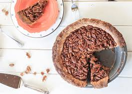 Epicurious Pumpkin Pecan Pie by Paleo Pecan Pie Bakerita