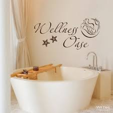 wa353 wandtattoo badezimmer wellness oase wandaufkleber