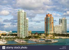 100 Modern Miami Homes Tall Coastal Modern Highrise Waterfront Apartment Blocks