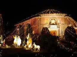 Christmas Tree Lane Altadena Location by The 626 The Balian Ice Cream House Christmas Lights In Altadena