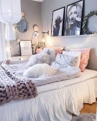 Girly Glam Bedroom Love The Shelf Above Bed