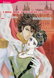 A ROYAL BRIDE AT THE SHEIKHS COMMAND Mills Boon Comics