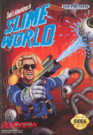 Todd s Adventures in Slime World Box Shot for Genesis GameFAQs