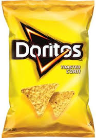Doritos Toasted Corn Tortilla Chips