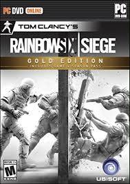 siege https tom clancy s rainbow six siege gold edition pc ubisoft https