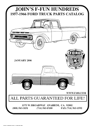 1957-1966_catalogo Piezas Originales 1973 Ford Truck Dashboard Diagram Trusted Wiring Diagrams F800 Parts Manual Schematics 1966 66 F250 House Symbols Canada Best Image Of Vrimageco 1964 Services Flashback F10039s New Products This Page Has New Parts That And Accsiesford Australiaford F100 4wd Short Bed Monster Fresh 460 V8 W All Msd F350 Questions Will Body From A Work On Schematic Auto Electrical Classic Car Montana Tasure Island