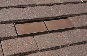 venting roof tiles view