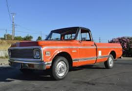 100 Cheyenne Trucks Original 1972 Chevrolet C 10 CHEYENNE Vintage Truck For Sale