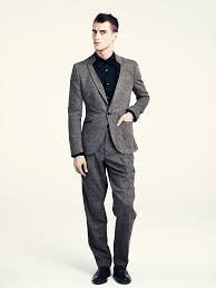 Men Fashion Retro Look 7