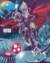 100 Original Vision The Aarkus Vs Red Tornado Battles Comic Vine