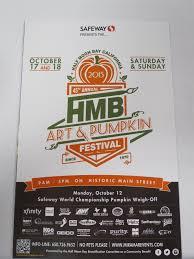 Pumpkin Festival Half Moon Bay Traffic by Foghorn Sept 10 Meeting Rotary Club Of Half Moon Bay