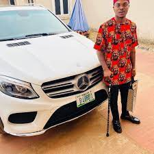 104 Lord B Itcoin Flaunts Mercedes Gle 350 5 Mths After Efcc Seized 2 Enz And A Lexus From Him Autojosh