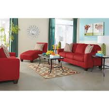 Claremore Antique Sofa And Loveseat by Living Room Packages