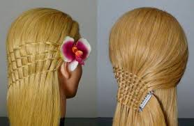 Prev Next How Waterfall Twist Hairstyles For Long Hair Tutorial Step