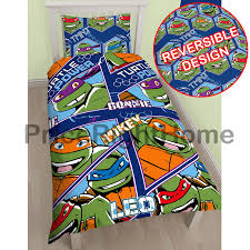 Ninja Turtle Twin Bedding Set by Character And Themed Single Duvet Cover Kids Bedding Sets Avengers