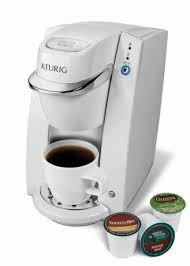 Keurig B30 Mini Personal Single Serve Coffee Maker Brewing System White The Brewer Is Ideal For College Students