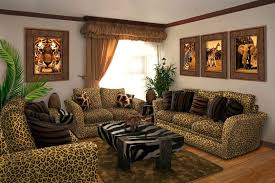 decorations leopard print home decor fabric leopard print home