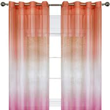 Jcpenney Sheer Grommet Curtains by Rainbow Sheer Grommet Top Curtain Panel Jcpenney