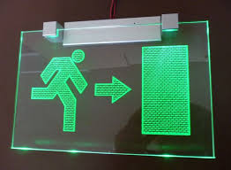 led exit sign buy emergency l product on alibaba